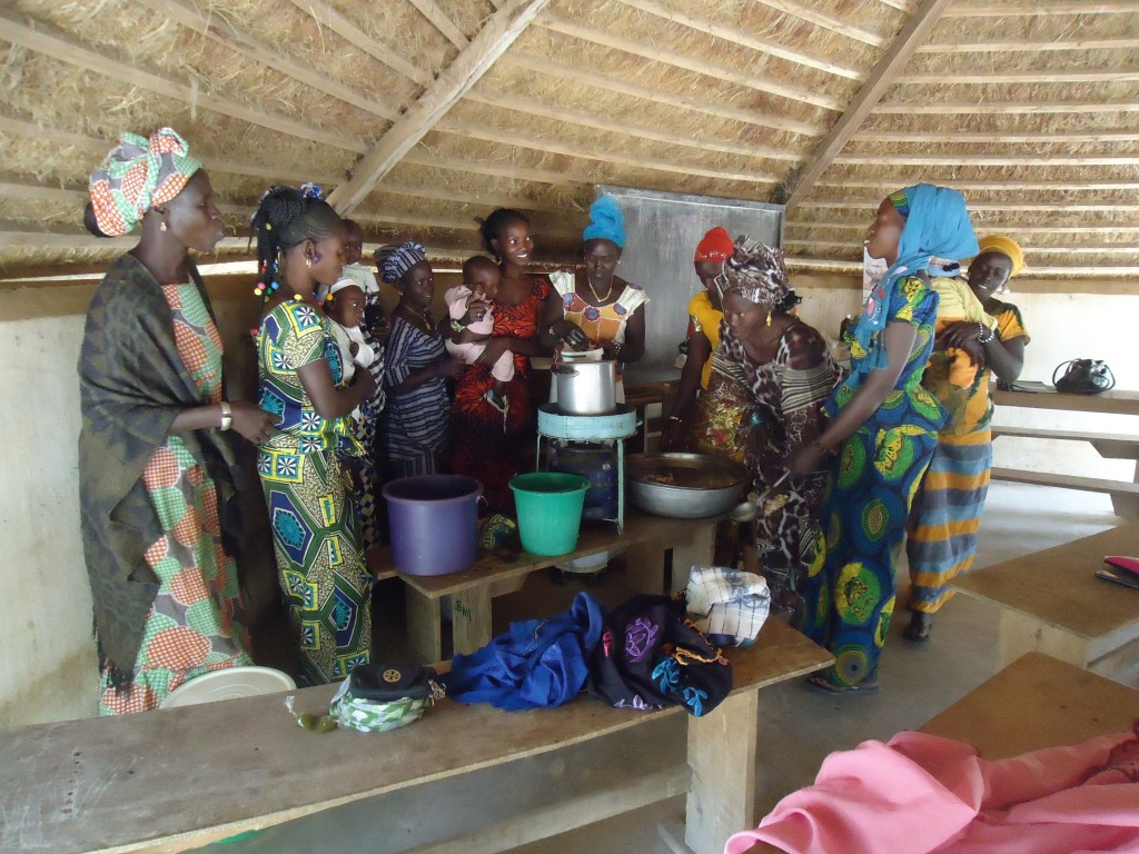 Empowerment Of Women And Nutritional Programme RNDM