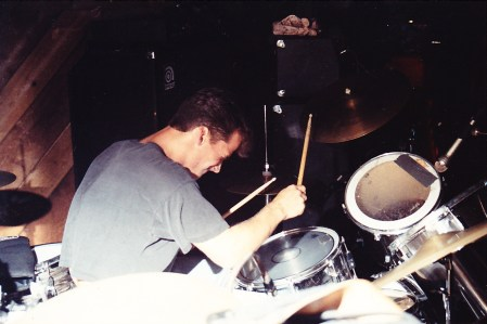 Rich Drum Solo with Lazy Eye at the Iconic Dockside in Jacksonville Florida