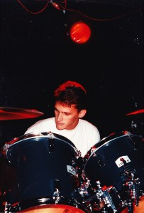 Rich at The Milk Bar Performing with Lazy Eye, opened for Stevie Ray that night