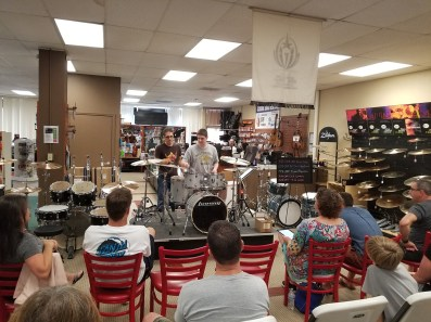 Creative Drumming Workshop with John Citrone05