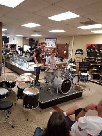 Creative Drumming Workshop with John Citrone06