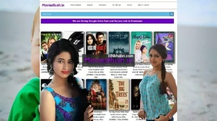 Moviesrush: Download Latest Hollywood Hindi Dubbed & Animated Movies