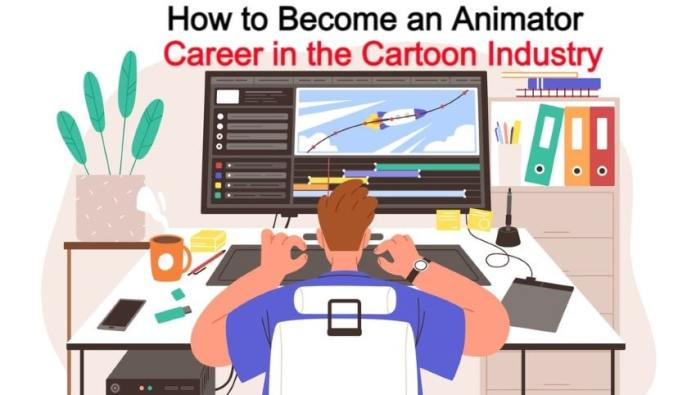 How to Become an Animator - Career in the Cartoon Industry