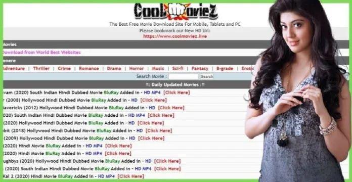 CoolMoviez: Watch & Download Hollywood, Tamil, Telugu Movie Full HD