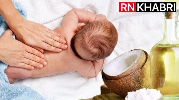 10 Main Benefits of Coconut oil For Babies