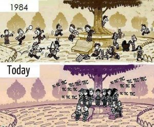 1984 vs today