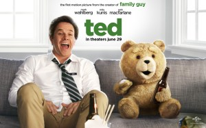 The Movie Poster from Ted