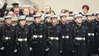 Royal Navy Guard at the Cenotaph