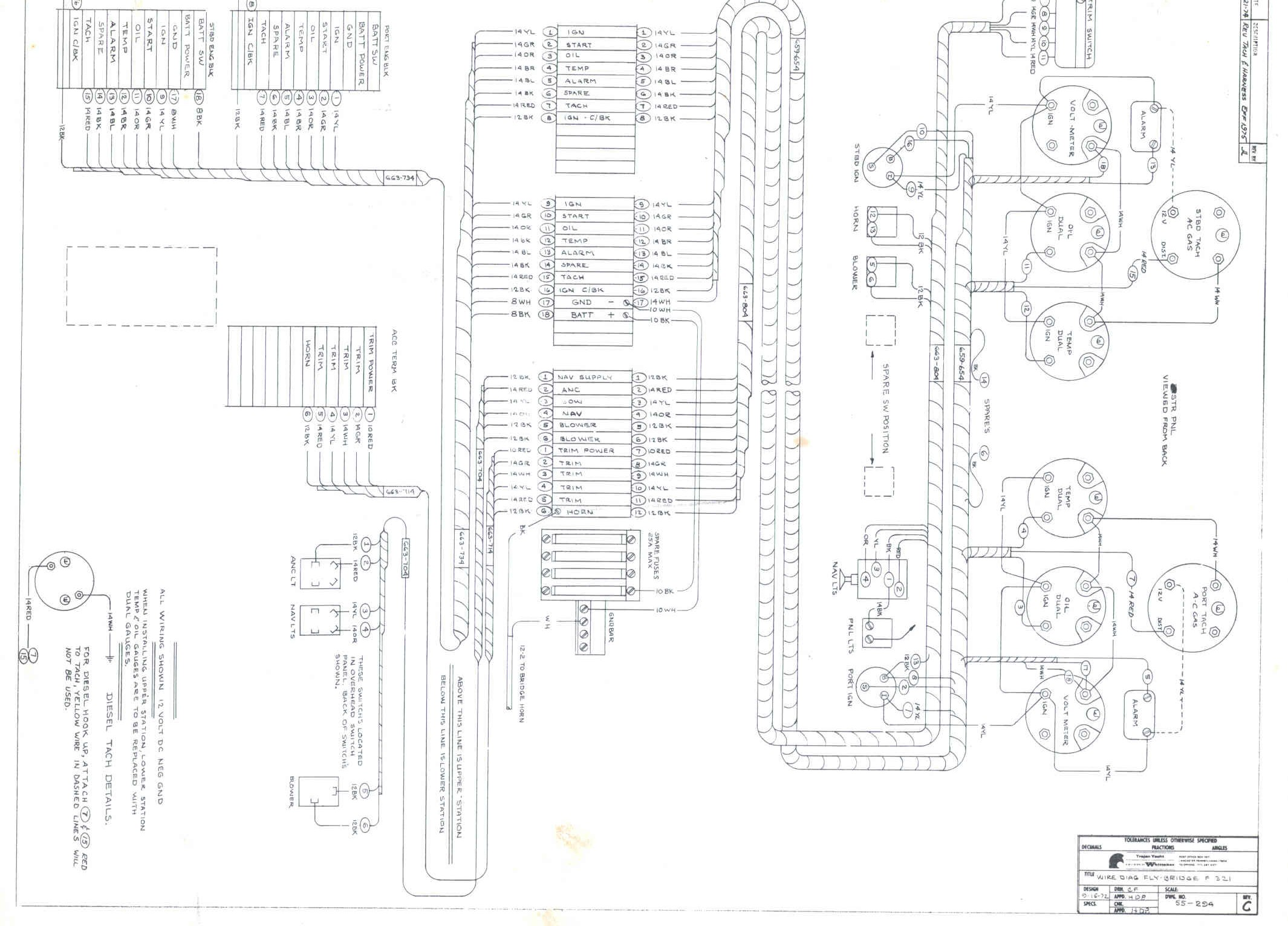 Original F 32 Schematics And Wiring Diagrams