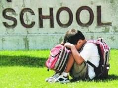 school phobia