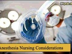 anethesia-nursing-considerations