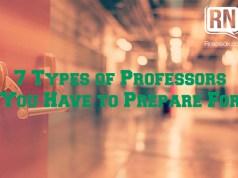types-of-professors