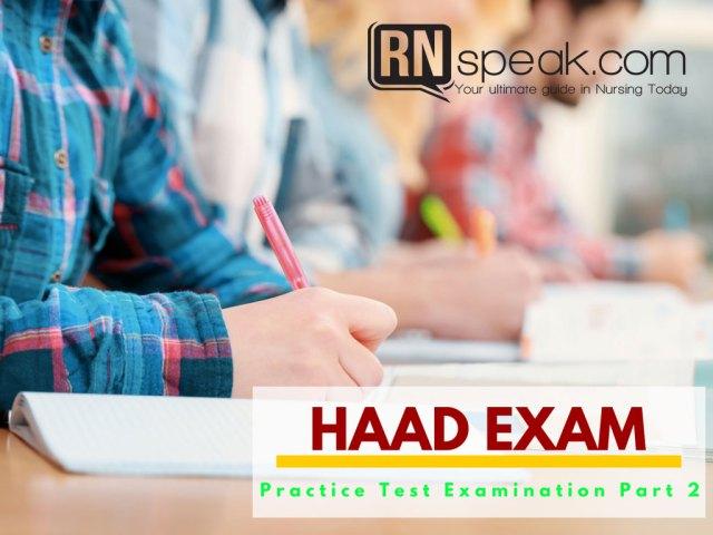 haad-exam-practice-test-2-