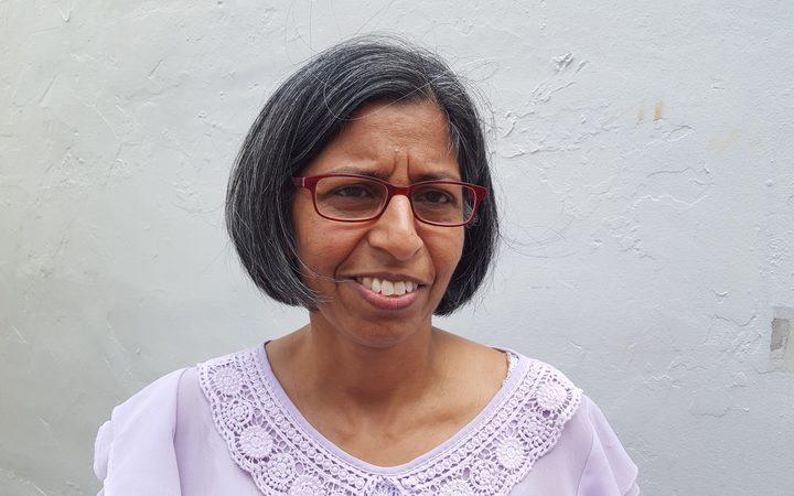 Migrant Workers Association spokesperson Anu Kaloti.