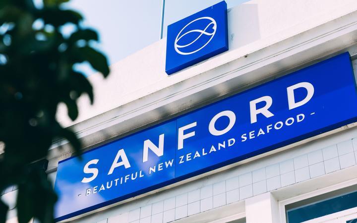Sanford seafood company.