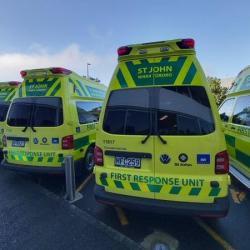 St John cuts 100 jobs, assures continued ambulance service