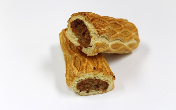 Patrick Lam's entry - Bakels Legendary Sausage Roll competition