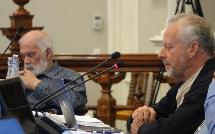 Dunedin City councillor Lee Vandervis.