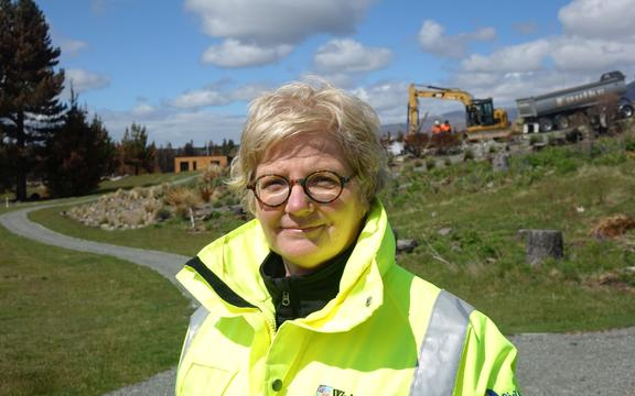 Waitaki District Council recovery manager Lichelle Guyan