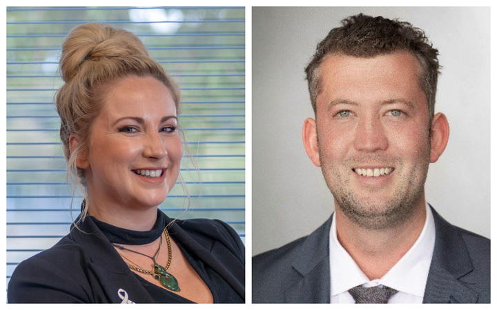 Linwood-Heathcote-Community Board  Labour member and city councillor Jake McLellan  chairperson Alexandra Davids of Linwood-Central-Heathcote Community Board