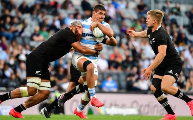 Rugby: Pumas create history over the All Blacks | RNZ News