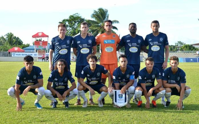 Auckland City topped Group D in the 2020 OFC Champions League.