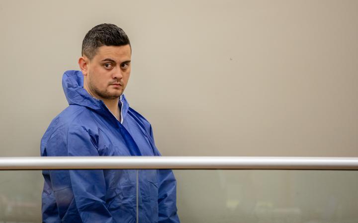 Grace Millane's convicted murderer Jesse Shane Kempson.
