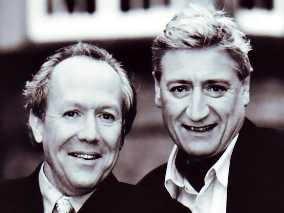 David McPhail and Jon Gadsby