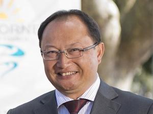Gisborne District mayor Meng Foon