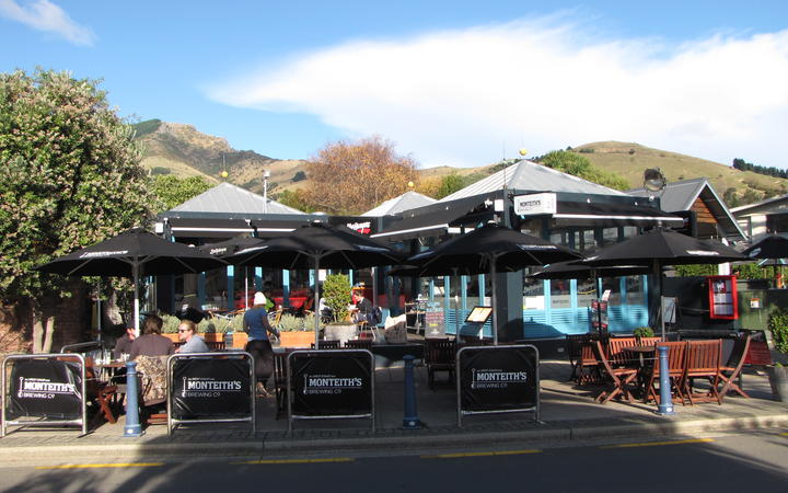 Bully Hayes Restaurant and Bar in Akaroa, which is to be renamed.