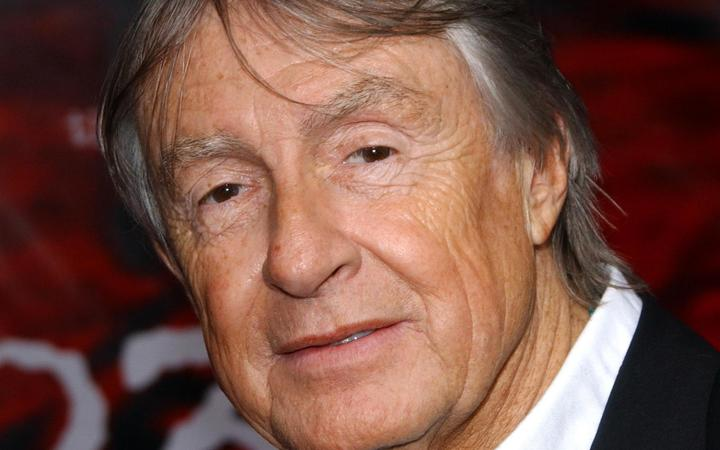 This archive photo taken on February 13, 2007 shows director Joel Schumacher at the premiere of 'The Number 23' held at the Orpheum theatre in Los Angeles.