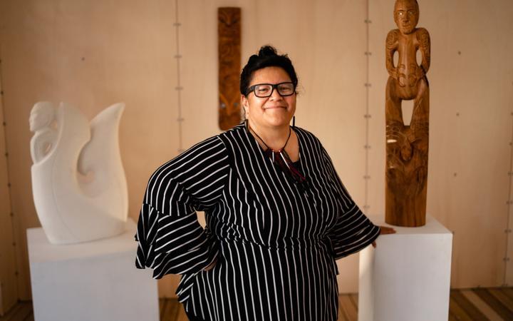 Mariameno Kapa-Kingi, Maori party candidate for Te Tai Tokerau