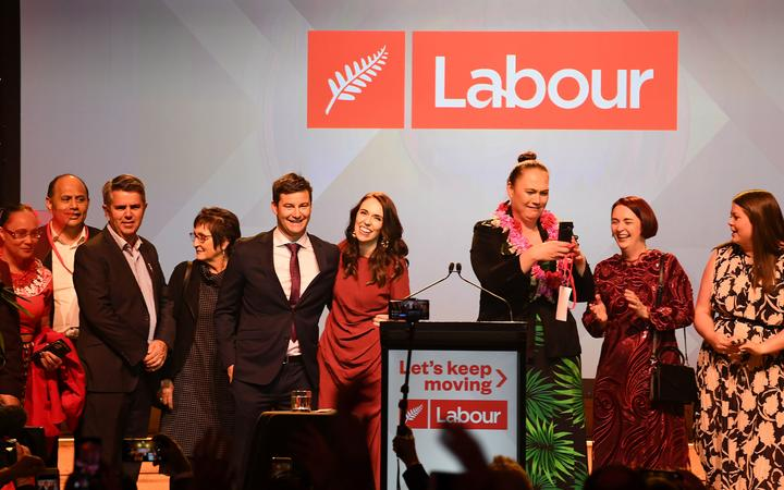 Labour has claimed a landslide victory in the 2020 election and has the numbers to govern alone.