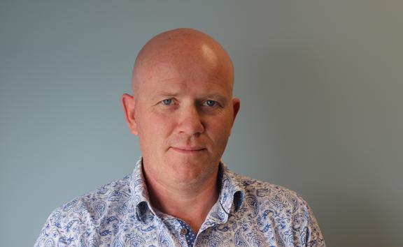 Waka Kotahi Hawke's Bay and Gisborne systems manager Oliver Postings.
