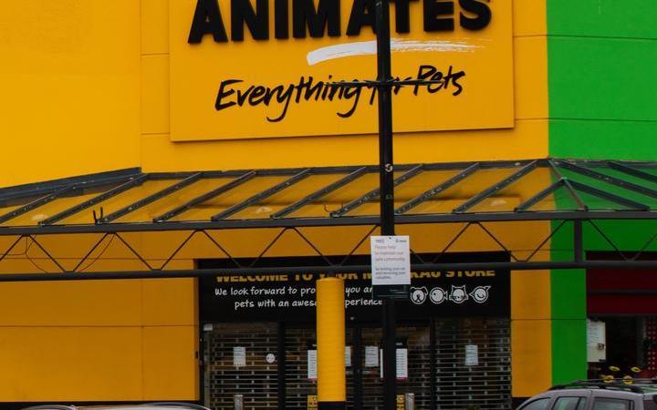 Animates Manukau, South Auckland.