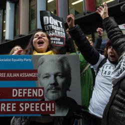 United Kingdom Judge refuses the extradition of Julian Assange to the United States
