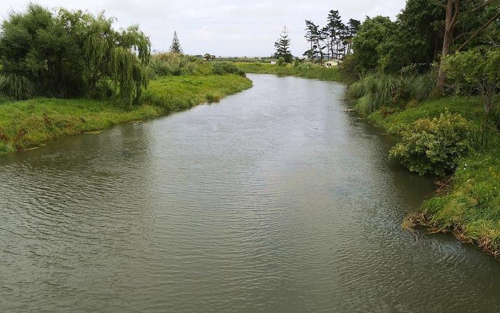 The Awanui River, Northland.