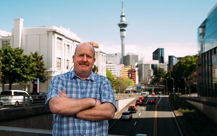 Professor John Tookey from AUT's School of Engineering