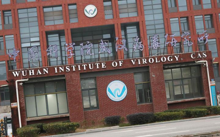 Wuhan Institute of Virology in Wuhan, Hubei province.