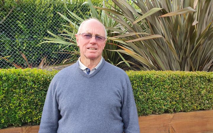 Dave Randell, Taihape College principal 1988-1994, then long-serving head of Otumoetai College and now retired.