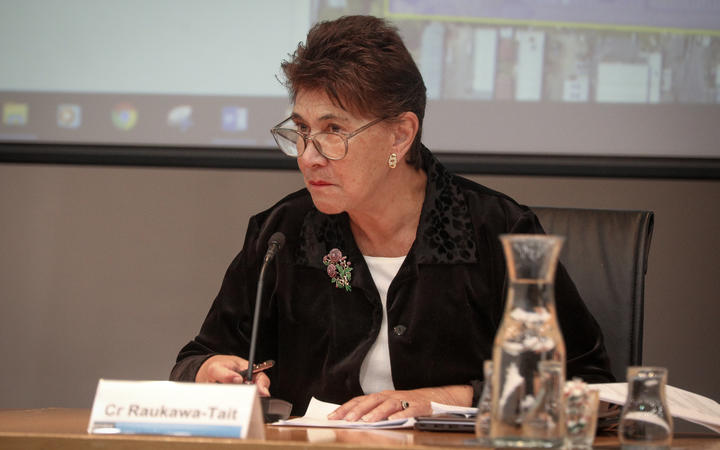 Whānau Ora Commissioning agency chairwoman Merepeka Raukawa-Tait.