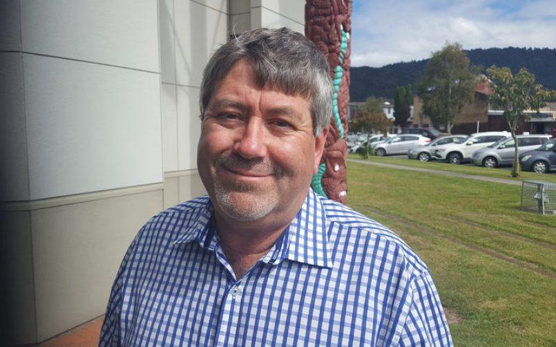 Waikato District mayor Allan Sanson