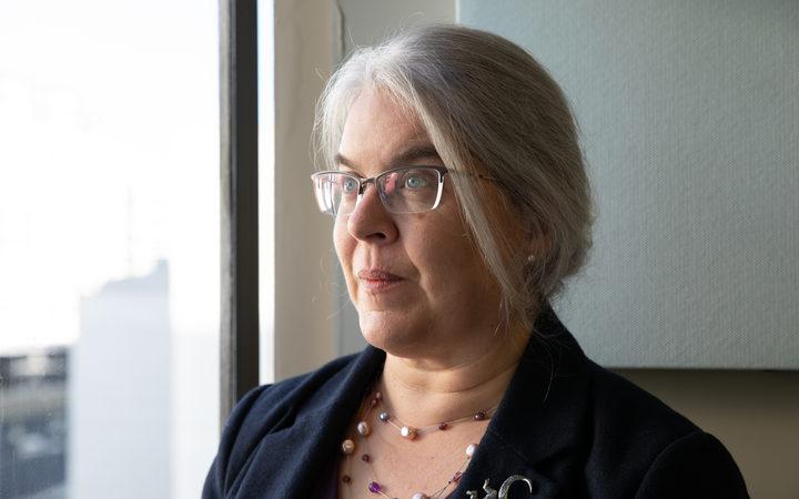 Auckland University associate professor Janet Fanslow.