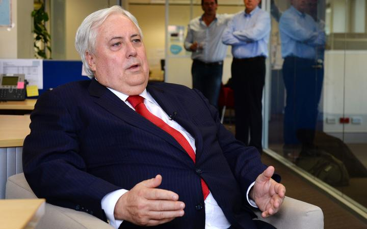 Former MP and mining magnate Clive Palmer has entered the election campaign again, spending $30 - $50m bombarding voters with billboards and campaign ads.