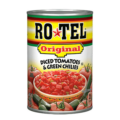 Image result for diced tomatoes and green chilies