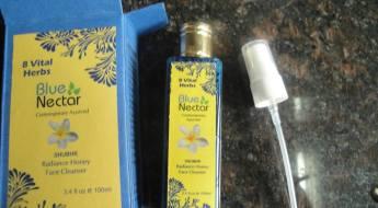 Blue Nectar Shubhr Radiance Honey Face Cleanser