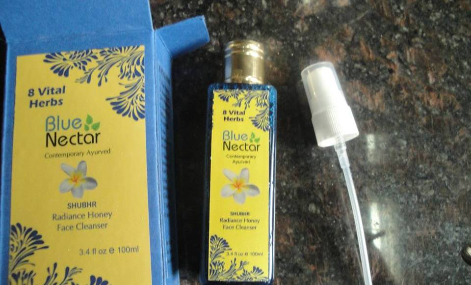 Blue Nectar Shubhr Radiance Honey Face Cleanser