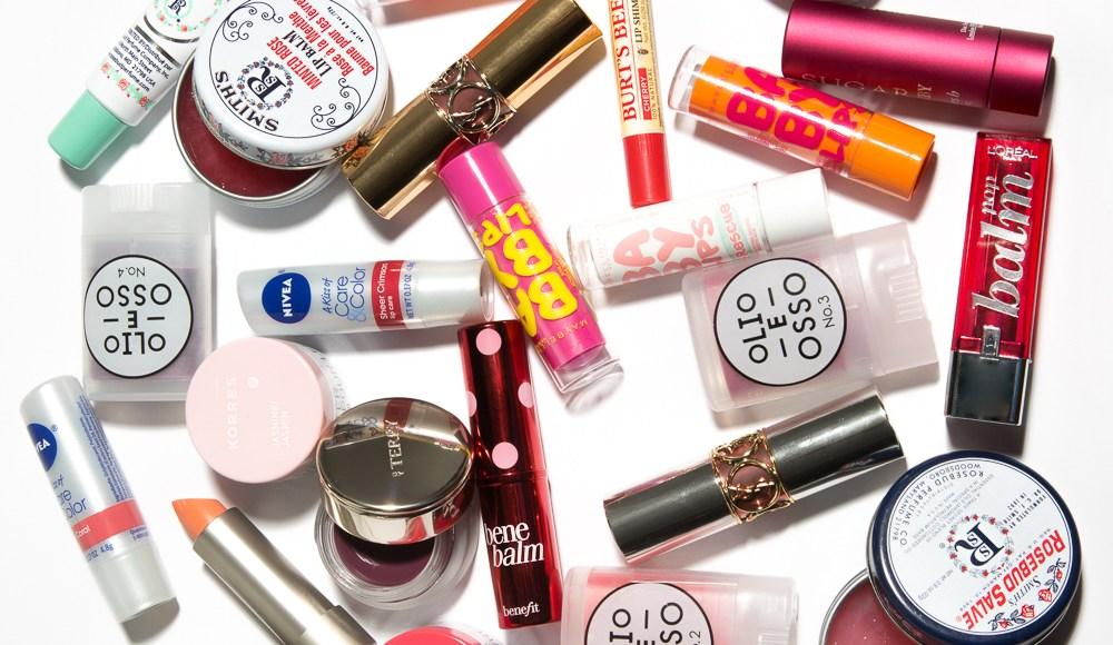 best tinted lip balms