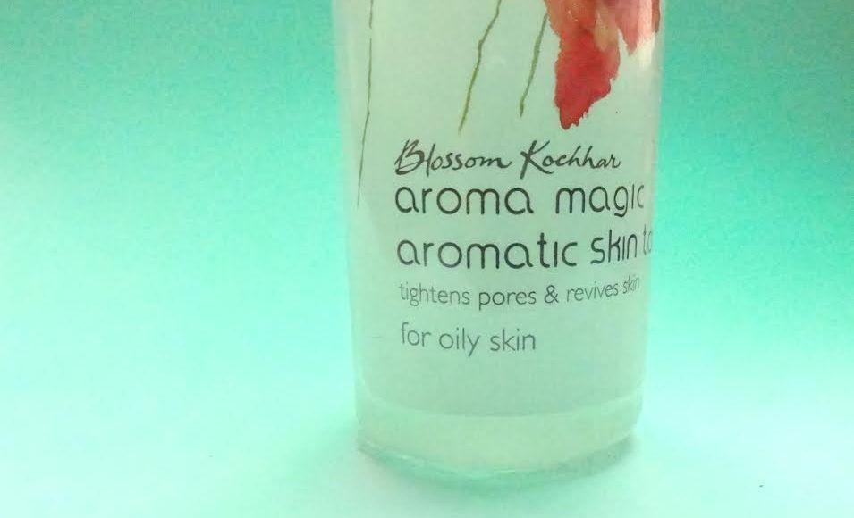 Aroma Magic Aromatic Skin Toner Review