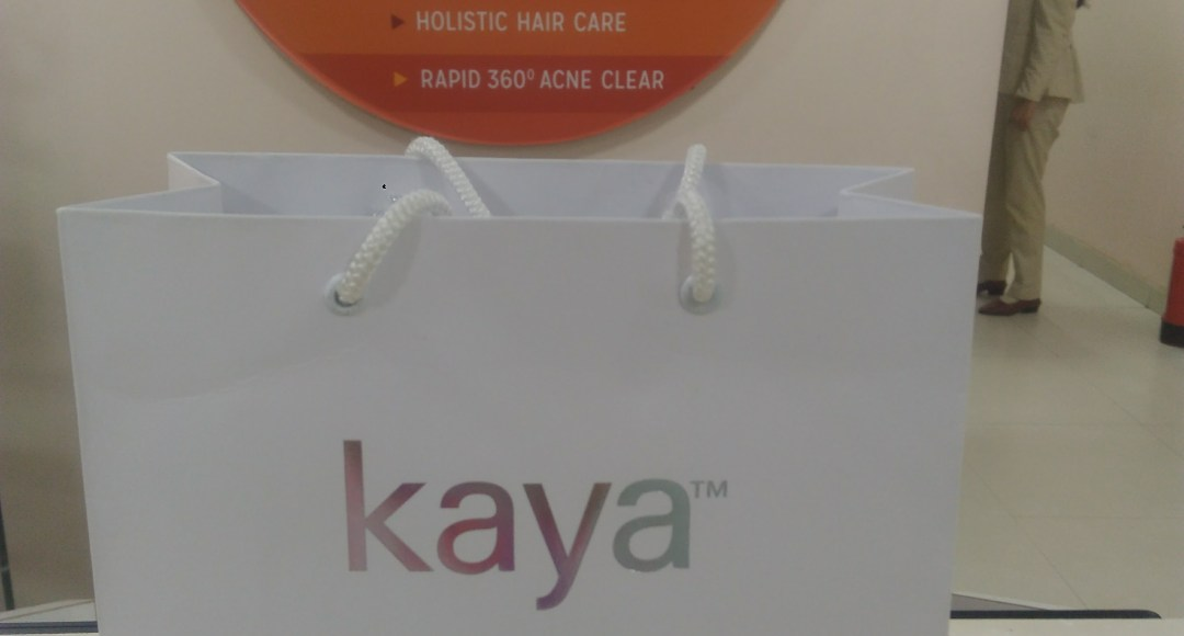 Kaya Skin Clinic Beauty Service Review & Experience